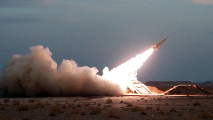Iran begins 'massive' deployment of long-range missile launchers