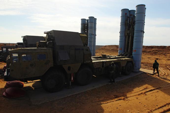 S-300 air defense system (RIA Novosti)