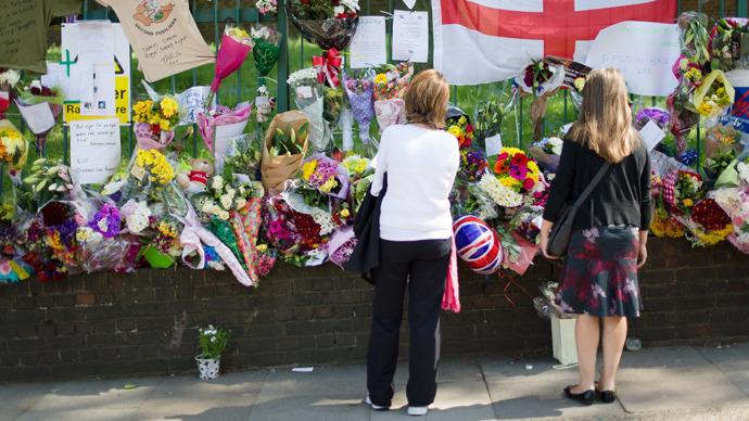 Man arrested 'in relation to murder' of British soldier in Woolwich