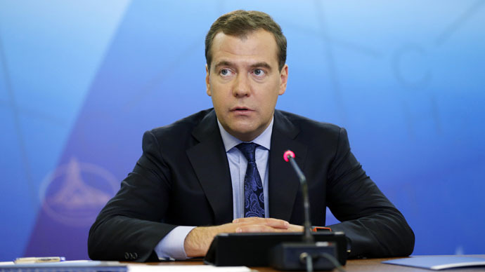 PM Medvedev: Endless government dismissal rumors don't bother me