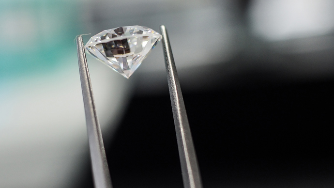 Russian diamonds to debut at Sotheby's
