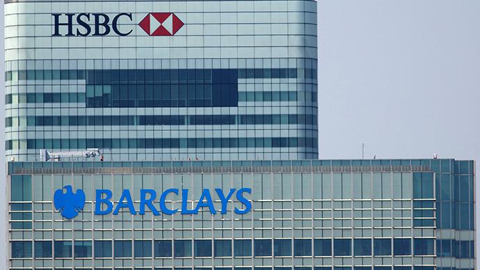 Bancos del Reino Unido recortan 189.000 puestos de trabajo