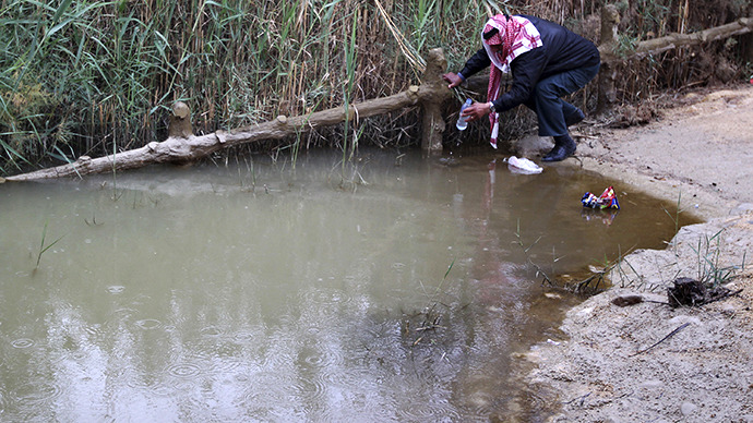 Free flow: Israel lifts 49-year blockage of Jordan River