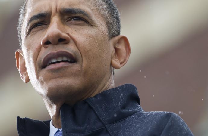 Barack Obama (AFP Photo / Saul Loeb)