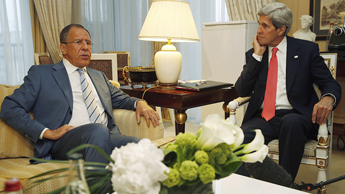 Russia blasts US double standards over Syrian peace progress