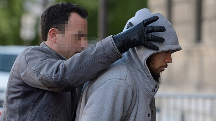 Suspect confesses to French soldier stabbing, probably acted on 'religious ideology'