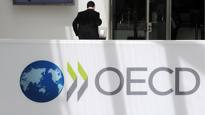 US could 'derail' economic recovery – OECD