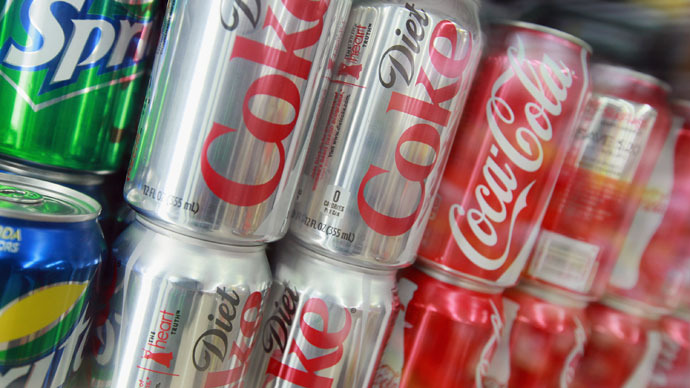 Diet soda as bad for teeth as meth, dentists prove