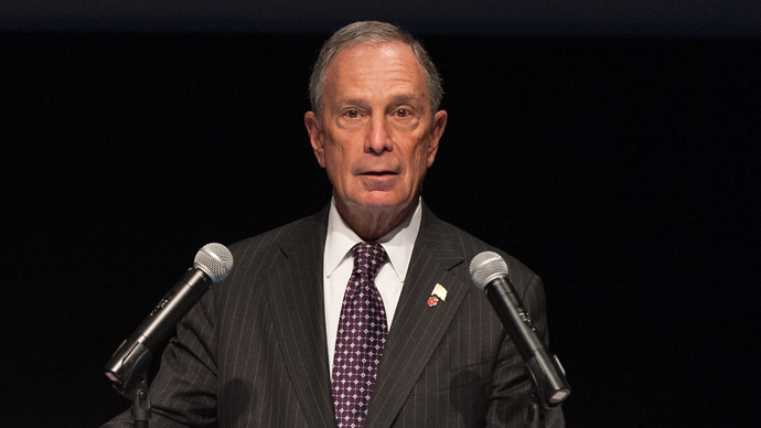 New York's Bloomberg latest target of ricin letters