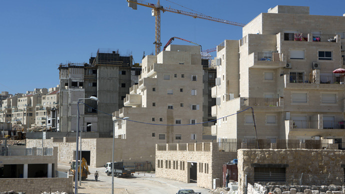 Israel prepares to build 1,000 new homes in occupied East Jerusalem
