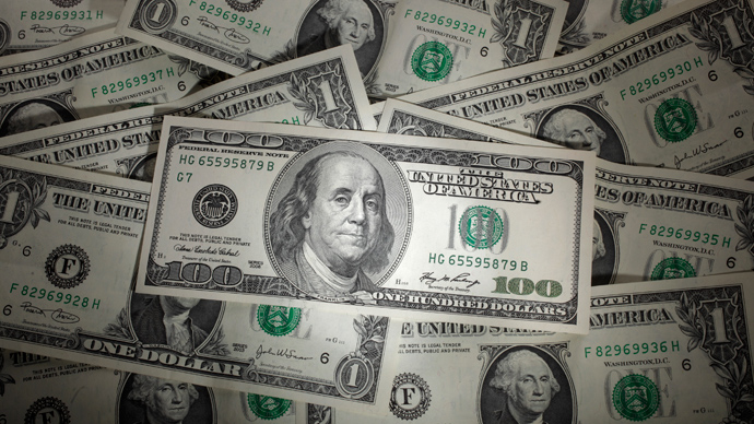 Dollar could be in danger as the world's currency
