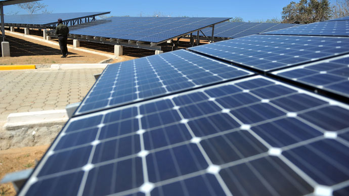 Russia's Renova invests $400 mn in African solar energy