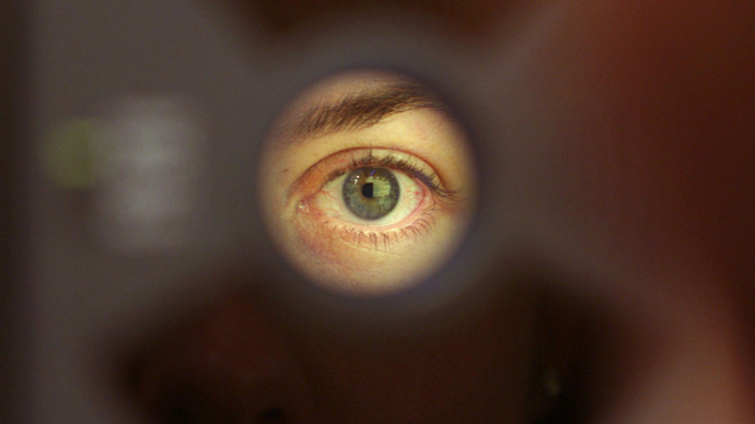 BIG BROTHER: Schools scanned students' irises without permission