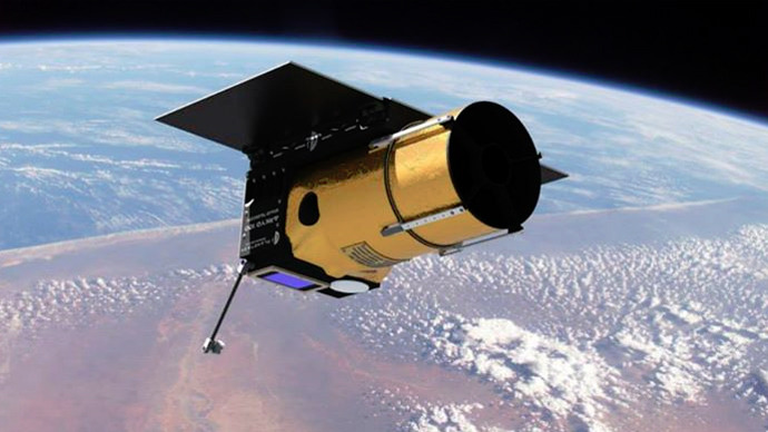 Asteroid-mining company crowd sources to build telescope