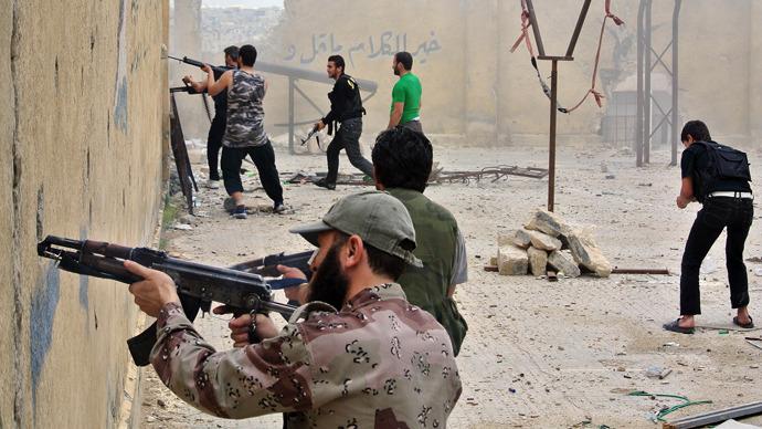 American woman, UK man killed fighting alongside Syrian insurgency
