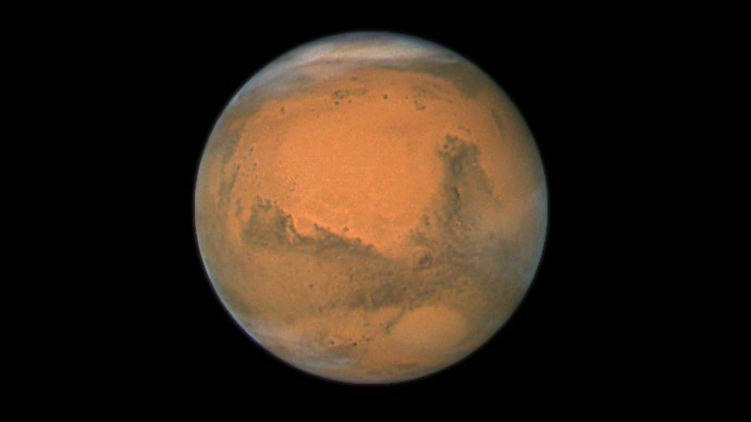 Radiation makes Mars travel impossible today…let's fly faster!