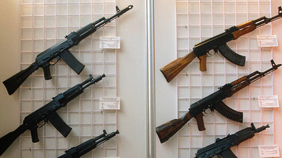 Legendary gunmaker Kalashnikov flown to Moscow for treatment