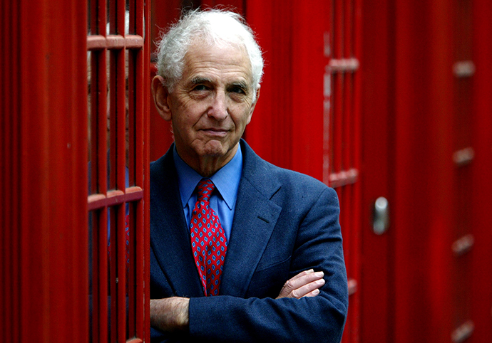 Daniel Ellsberg, a former Department of Defense employee. (Reuters)