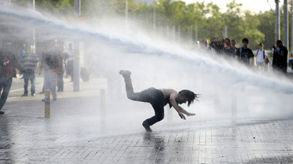 Turkish police clamp down on anti-government protests: LIVE UPDATES