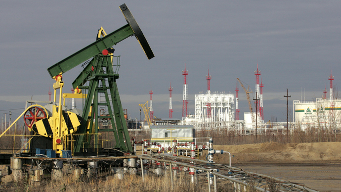 Russia ranked world leader in shale oil reserves
