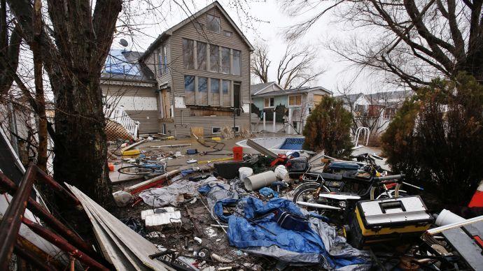 FEMA refuses Hurricane Sandy aid to elderly US Army veteran