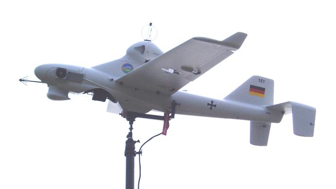 Luna X 2000 UAV