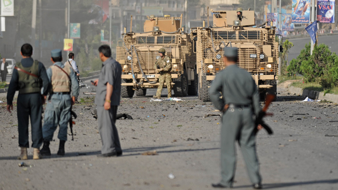 UK police implicated in US Senate's Afghanistan 'kill list'