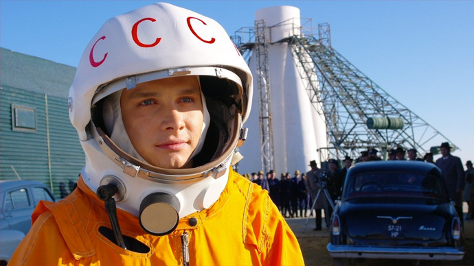 Gagarin space drama based on secret Soviet archive hits Russian theaters