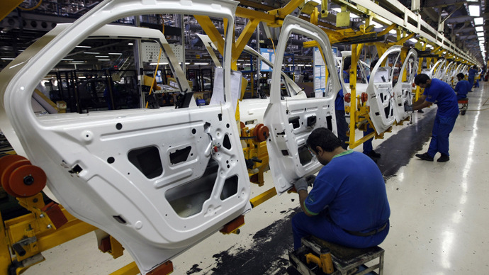 New US sanctions on Iran target currency and automobile industry