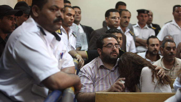 Egypt courts hands jail terms to 43 NGO workers, including 15 US citizens