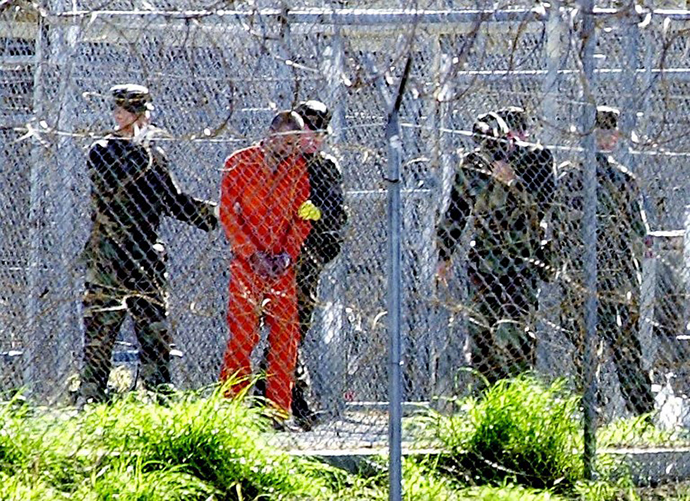 The US Guantanamo Naval Base in Cuba. (AFP Photo / Roberto Schmidt)