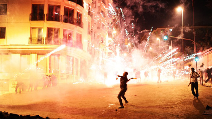 'Harmful for children': Turkish TV channels fined for live coverage of protests