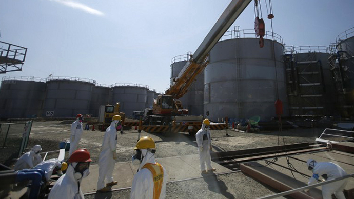Radioactive cesium level soars 90-fold at Fukushima in just 3 days