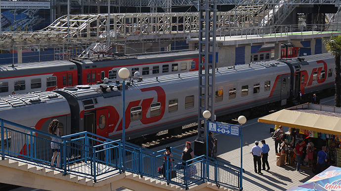 Russian Railways look at Greek transportation assets