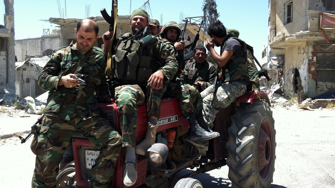 Assad army retakes control of strategic Lebanon-bordering Qusayr