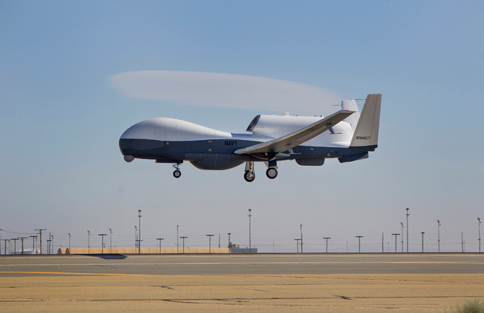 Northrop Grumman / Chad Slattery / Handout via Reuters