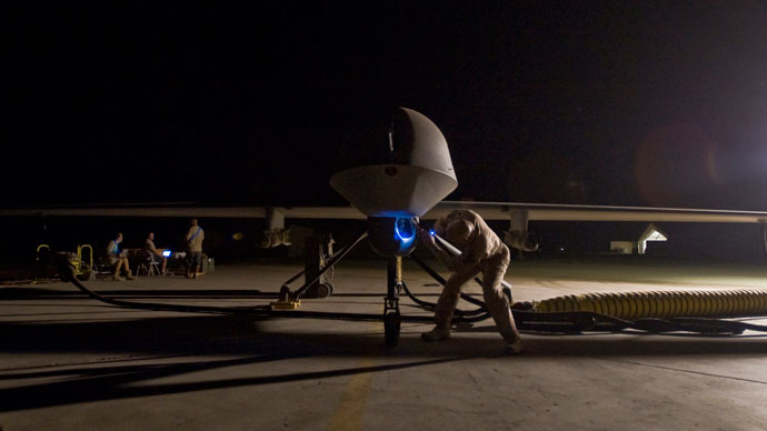 MQ-1B Predator.(Reuters / Christopher Griffin)