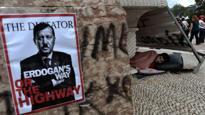 Uncertain future: Turkish PM returns to cheering crowd, decries 'illegal' protests