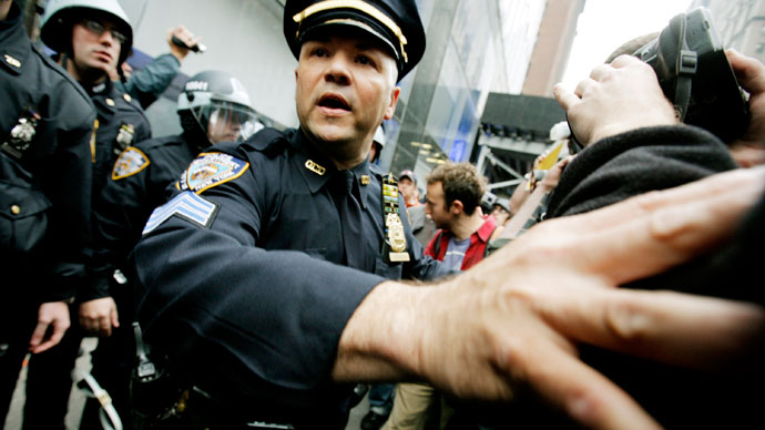 The Untouchables: NY Senate passes bill making 'annoying' police a crime