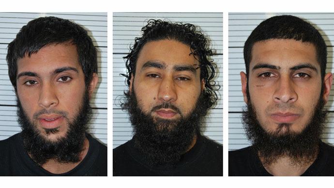 UK foils 'nail bomb and shotgun' revenge terror plot targeting EDL