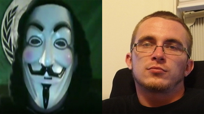 Alleged Anonymous hacker raided by FBI after exposing Ohio rape scandal