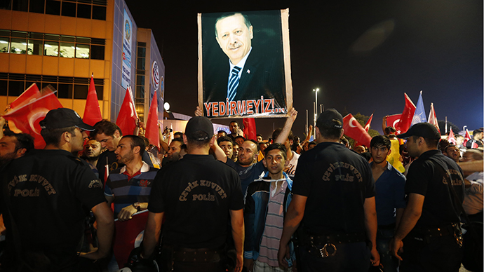 No sign Turkey's economy affected by protests - Fitch