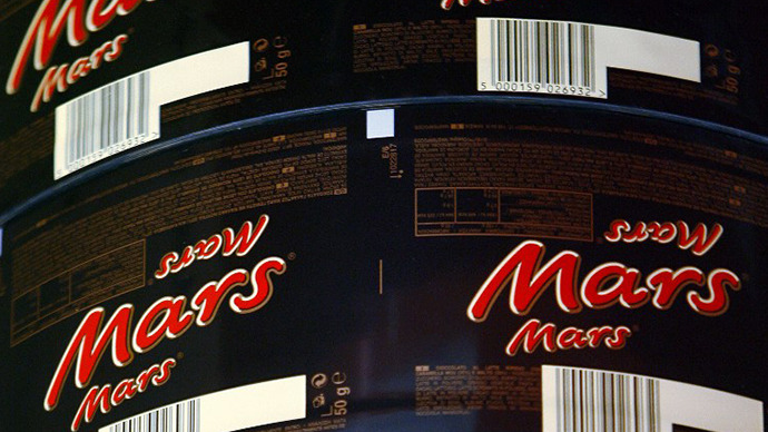 Nestle and Mars may face $10mn fine for 'chocolate conspiracy'