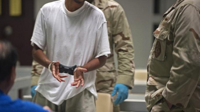 Guantanamo steps up force-feeding – inmate