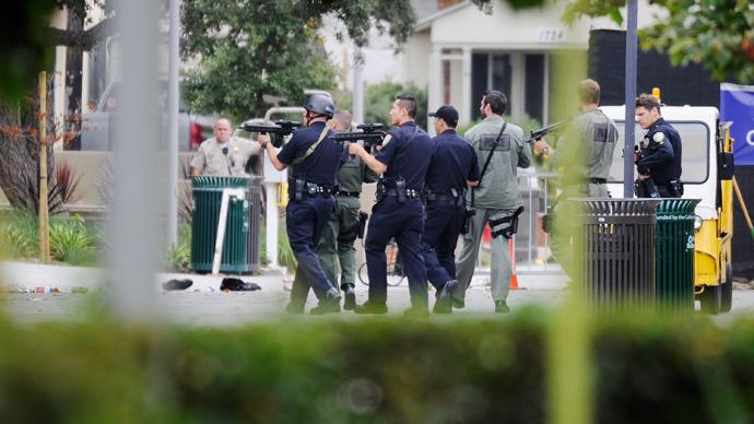 Bloody rampage in Santa Monica leaves 5 dead