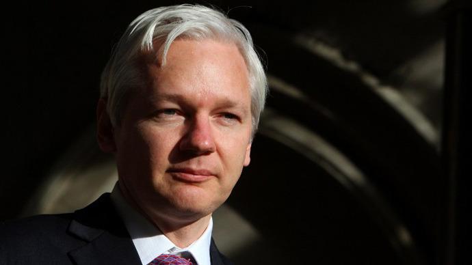 WikiLeaks founder Julian Assange (AFP Photo / Geoff Caddick)