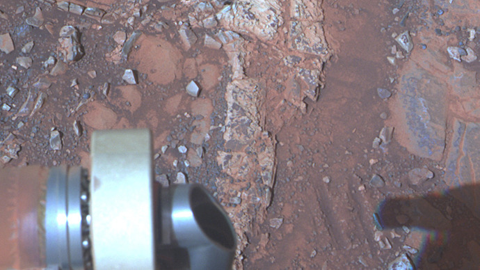 Mars rover Opportunity finds traces of 'drinkable' water