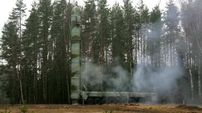 Russia successfully tests latest 'YARS' intercontinental ballistic missile