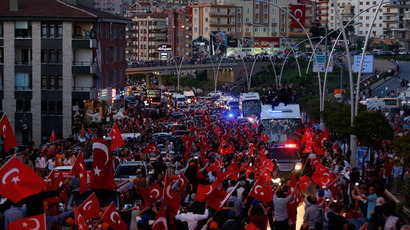 Turkish court scraps plan to redevelop Taksim Square