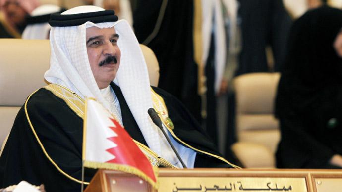 King of Bahrain Sheikh Hamad bin Issa al-Khalifa (Reuters)